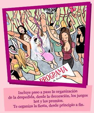 Caja de juegos para despedidas de solteras - Decoracion erotica ...